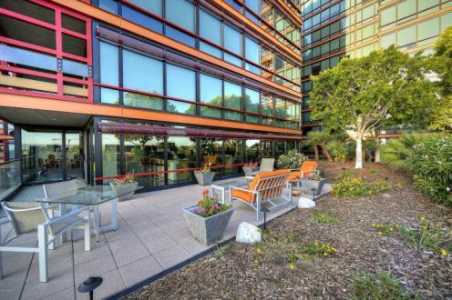 6th floor Optima Biltmore Towers pad has huge terrace, wine lovers dream 1