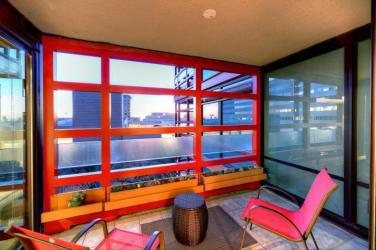 6th floor Optima Biltmore Towers pad has huge terrace, wine lovers dream 10