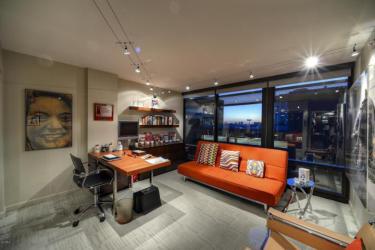 6th floor Optima Biltmore Towers pad has huge terrace, wine lovers dream 9