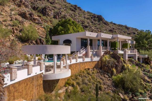 Sales of Luxury Real Estate in the Scottsdale-Phoenix-Paradise Valley market for March 2016 topped out at $4.1 million 5