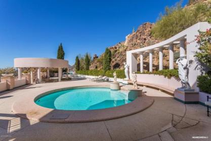 Sales of Luxury Real Estate in the Scottsdale-Phoenix-Paradise Valley market for March 2016 topped out at $4.1 million 7