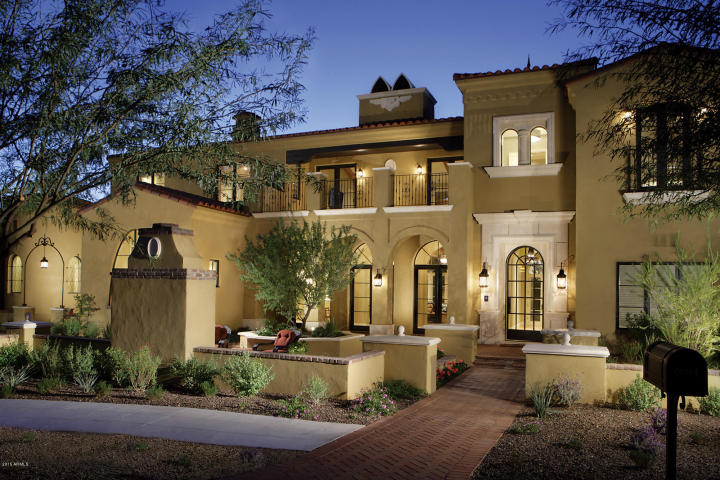 Sales of Luxury Real Estate in the Scottsdale-Phoenix-Paradise Valley market for March 2016 topped out at $4.1 million 9