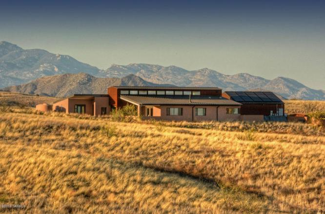 Sonoita Arizona 36-acre Estate Hideaway Off the Grid