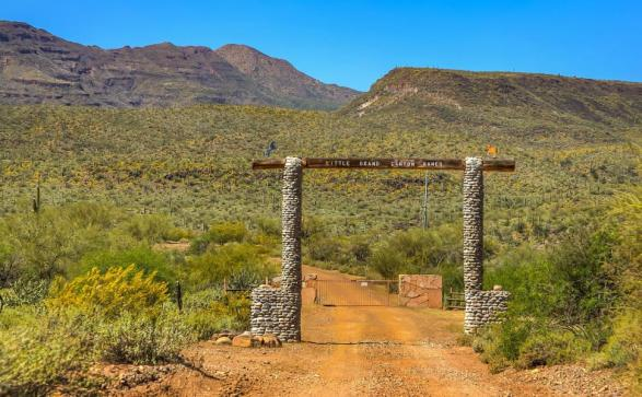 the Little Grand Canyon Ranch