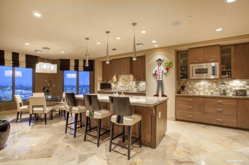 Scottsdale Waterfront residences most Exquisite Penthouse (PH07) 2