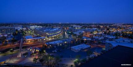 Scottsdale Waterfront residences most Exquisite Penthouse (PH07) 6