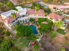 Phoenix house sitting on the South slope of Camelback Mountain