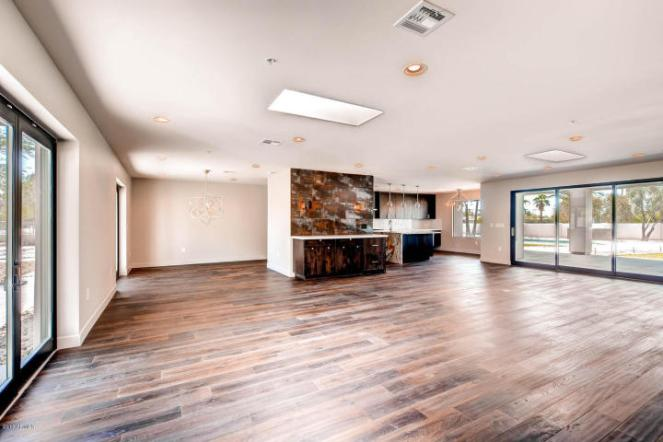 Soft modern work of art in Paradise Valley at an affordable $1.35M price 2