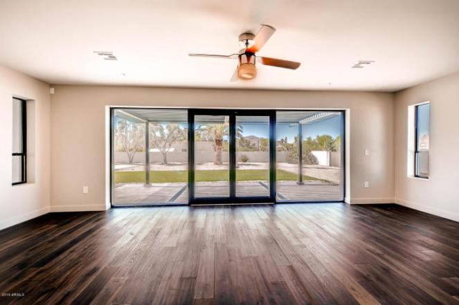 Soft modern work of art in Paradise Valley at an affordable $1.35M price 5