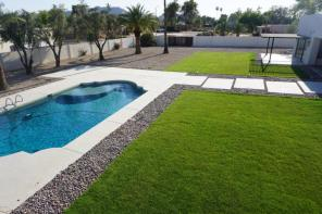 Soft modern work of art in Paradise Valley at an affordable $1.35M price 7