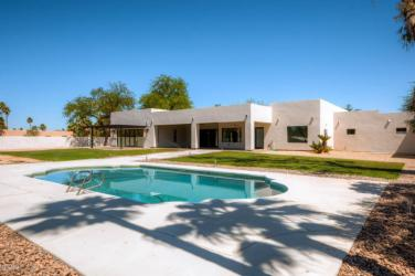 Soft modern work of art in Paradise Valley at an affordable $1.35M price 8