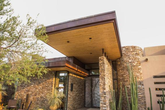 $4.6M Stunning mountain top gem designed by architect Bing Hu can be your next Desert Mountain trophy property. 2