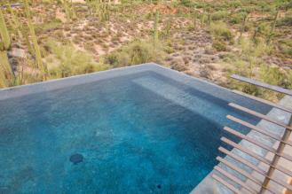 $4.6M Stunning mountain top gem designed by architect Bing Hu can be your next Desert Mountain trophy property. 20