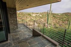 $4.6M Stunning mountain top gem designed by architect Bing Hu can be your next Desert Mountain trophy property. 23