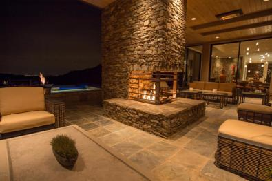 $4.6M Stunning mountain top gem designed by architect Bing Hu can be your next Desert Mountain trophy property. 3