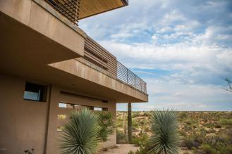 $4.6M Stunning mountain top gem designed by architect Bing Hu can be your next Desert Mountain trophy property. 30