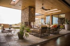 $4.6M Stunning mountain top gem designed by architect Bing Hu can be your next Desert Mountain trophy property. 9