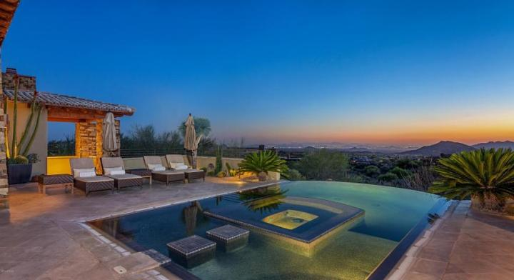 Four of the 10 most expensive home sales in Arizona during June was New Construction. 4