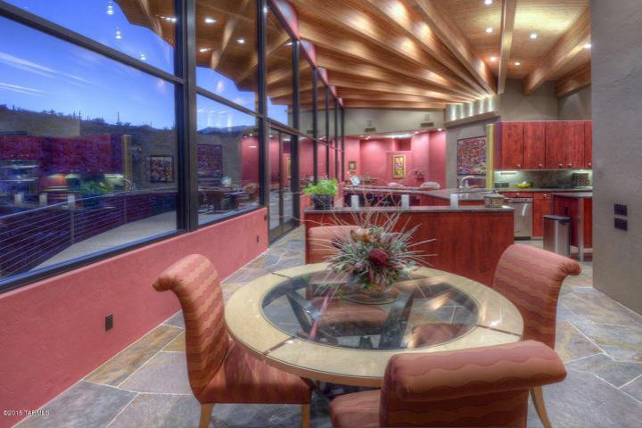 Tucson az minimalist contemporary cantilevered pad 2