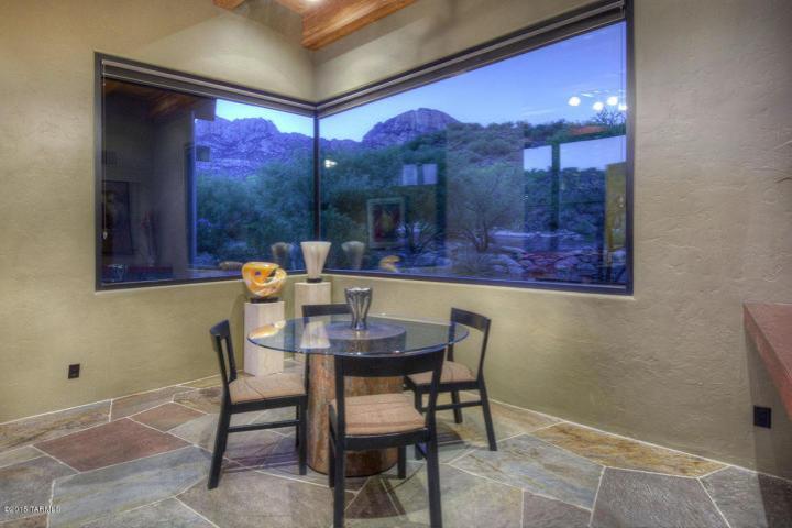 Tucson az minimalist contemporary cantilevered pad 5