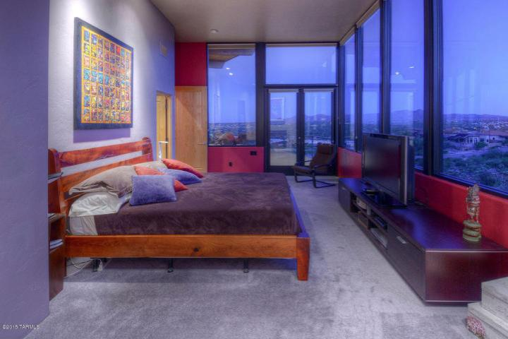 Tucson az minimalist contemporary cantilevered pad 6