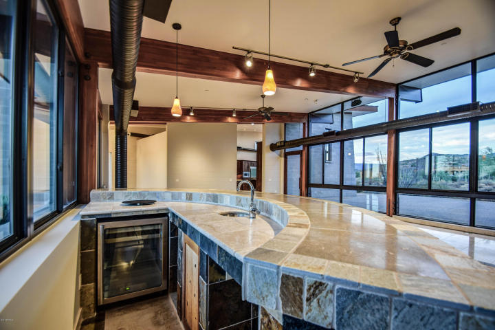 Cave Creek Contemporary Ranch with its own Margarita Station 13