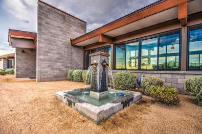 Cave Creek Contemporary Ranch with its own Margarita Station 17