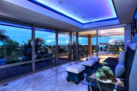 Optima Scottsdale Penthouse party pad with LED lighting & 4 balconies 11