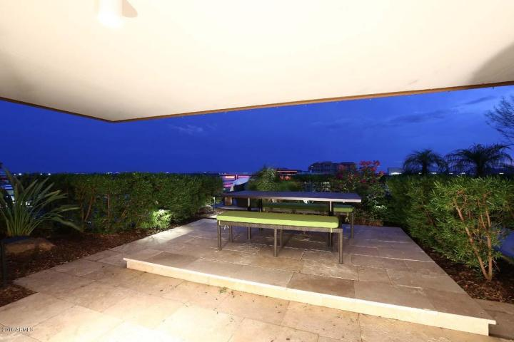 Optima Scottsdale Penthouse party pad with LED lighting & 4 balconies 15