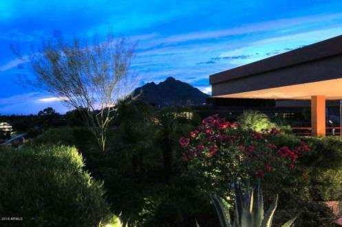 Optima Scottsdale Penthouse party pad with LED lighting & 4 balconies 16