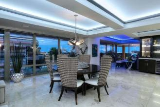 Optima Scottsdale Penthouse party pad with LED lighting & 4 balconies 3