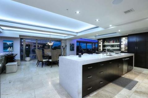 Optima Scottsdale Penthouse party pad with LED lighting & 4 balconies 6