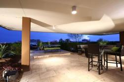Optima Scottsdale Penthouse party pad with LED lighting & 4 balconies 8