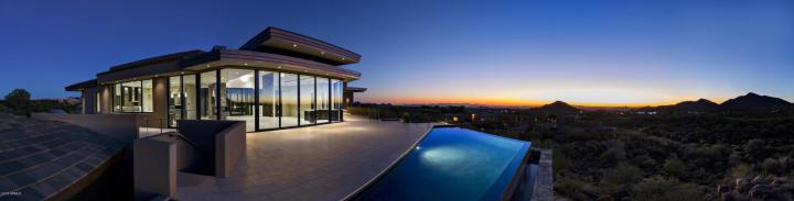 Silverleaf at DC Ranch Mansion sells for $10.4M, taking the award for most expensive sale in July 2016 for the Valley of the Sun 1
