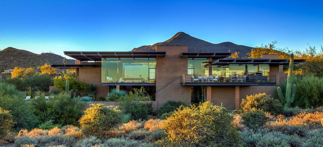 Silverleaf at DC Ranch Mansion sells for $10.4M, taking the award for most expensive sale in July 2016 for the Valley of the Sun 2