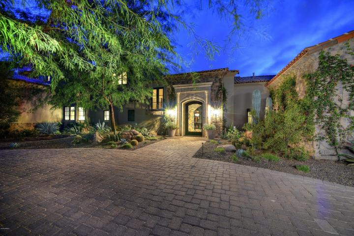 Silverleaf at DC Ranch Mansion sells for $10.4M, taking the award for most expensive sale in July 2016 for the Valley of the Sun 4