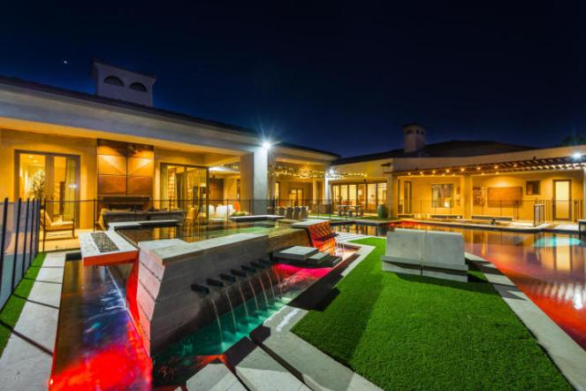 Dodgers Andre Ethier selling Gilbert Arizona Mansion 26