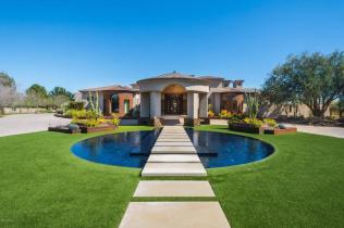 Dodgers Andre Ethier selling Gilbert Arizona Mansion