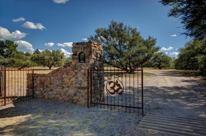 Casa De La Paz Tubac Arizona 13