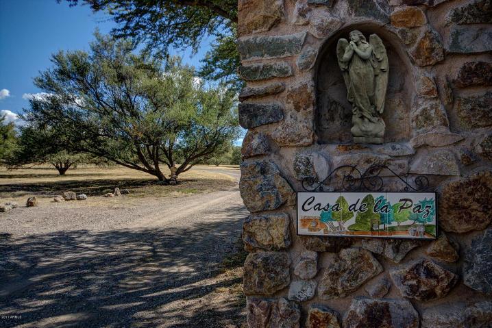 Casa De La Paz Tubac Arizona