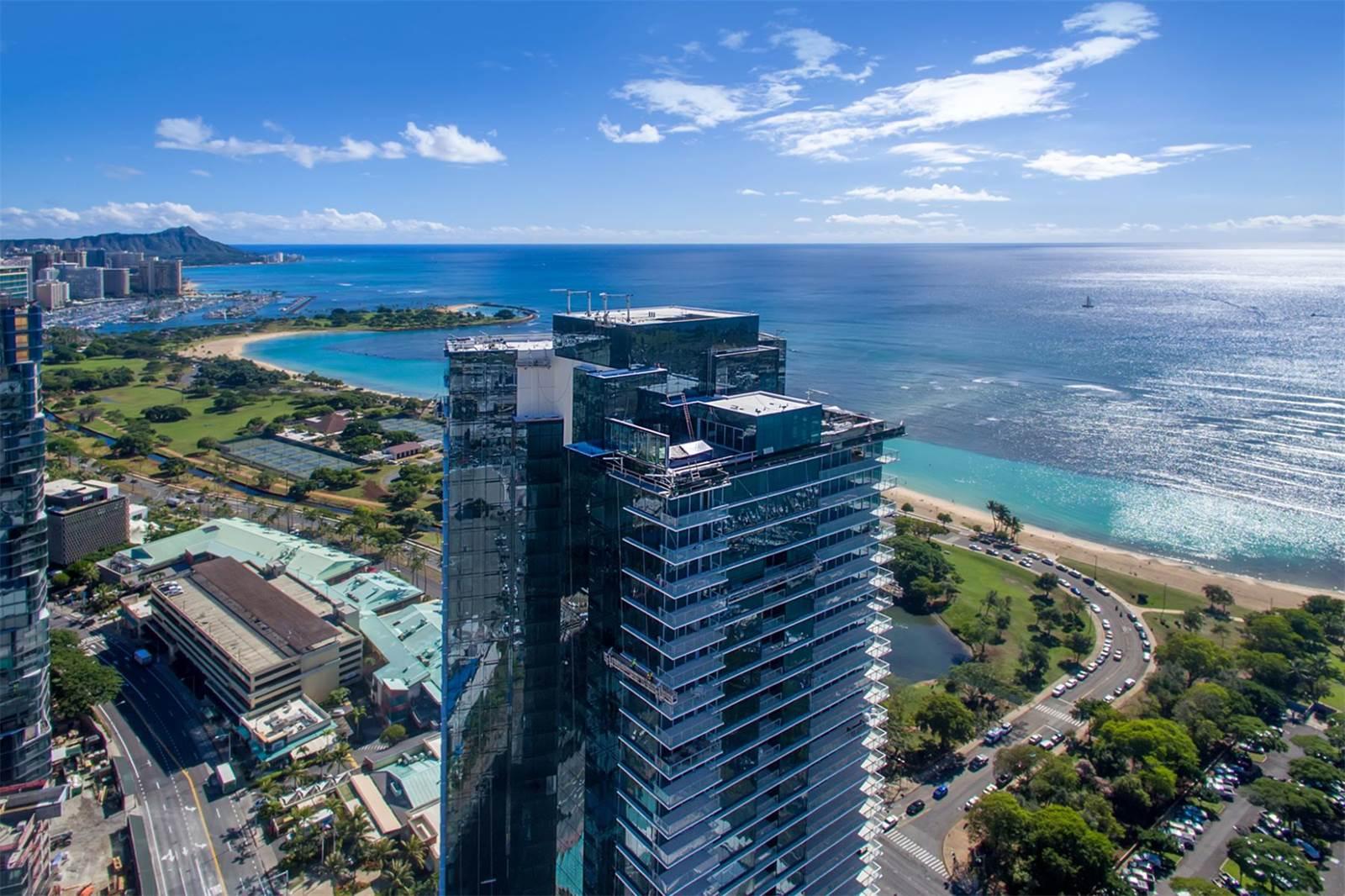 Waiea Grand Penthouse