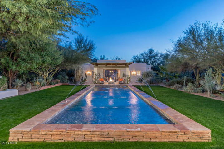 Spanish Colonial to your Own Private Sanctuary, check out the five most expensive home sales in Scottsdale & Paradise Valley. 9