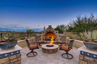$1.7 million Mediterranean entertainers dream lavish home in Peoria, AZ 12