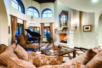 $1.7 million Mediterranean entertainers dream lavish home in Peoria, AZ 2
