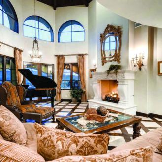 $1.7 million Mediterranean entertainers dream lavish home in Peoria, AZ 2