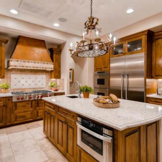$1.7 million Mediterranean entertainers dream lavish home in Peoria, AZ 3