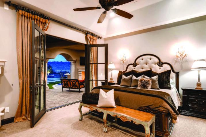 $1.7 million Mediterranean entertainers dream lavish home in Peoria, AZ 5