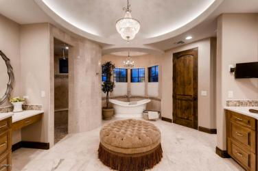 $1.7 million Mediterranean entertainers dream lavish home in Peoria, AZ 6