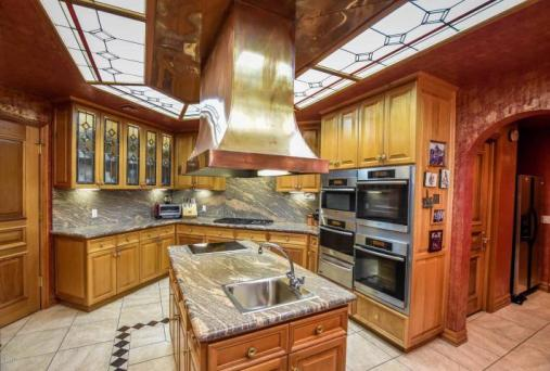 Iconic European Villa in Carefree coming in hot with $300K price chop! 4