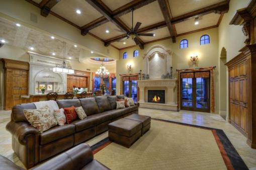 This resort-style Mesa mansion is the perfect summer pad! 10